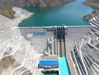 Europe's largest CCC dam opens on Sunday