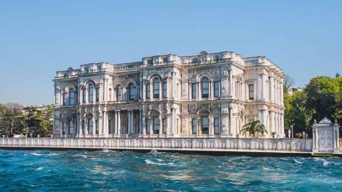 about beylerbeyi palace