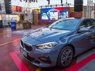 Kalkun BMW adalah hal yang biasa di bidang olahraga