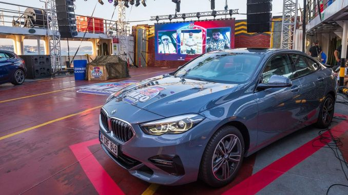 BMW turkey was common to sports excitement field
