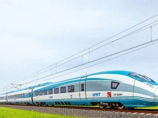 Bursa Ankara se conectará a Estambul línea YTH