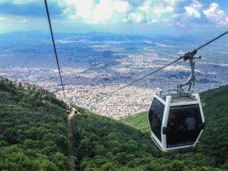 Binnenkort starten de kabelbanen van Bursa