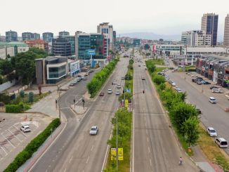 những nỗ lực đang được tiến hành để giảm bớt lưu lượng ở Bursa