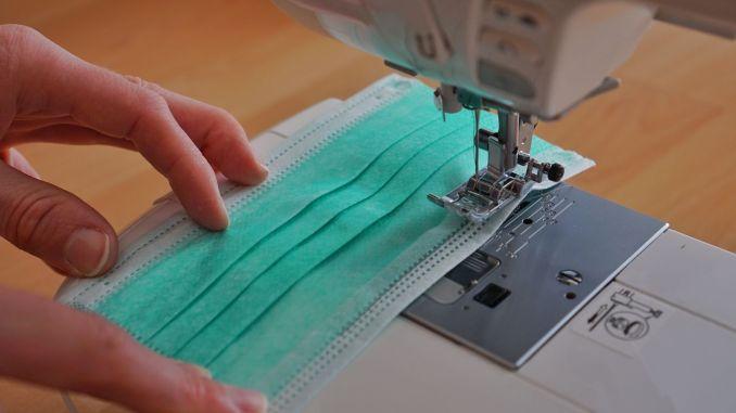 oproep tot schrapping van de subsidie voor chirurgische overalls en export van maskers