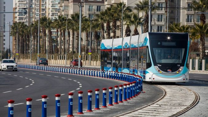 firm participated in tender for cigli tram