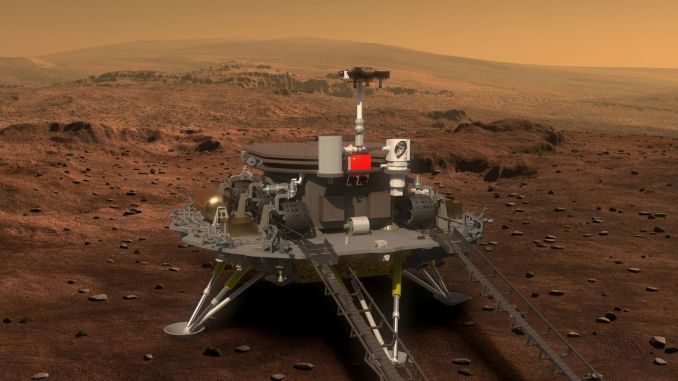 genie tianwen launches campaign to find name for mars scout