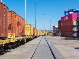 dB pulyka vasúti logisztikai fejlesztési projekt a