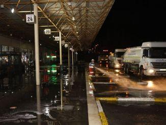 medzimestský autobusový terminál