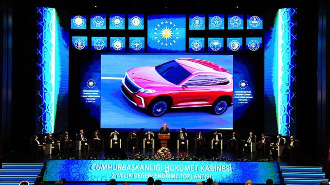 we will be one of the leading countries in the world in electric vehicles