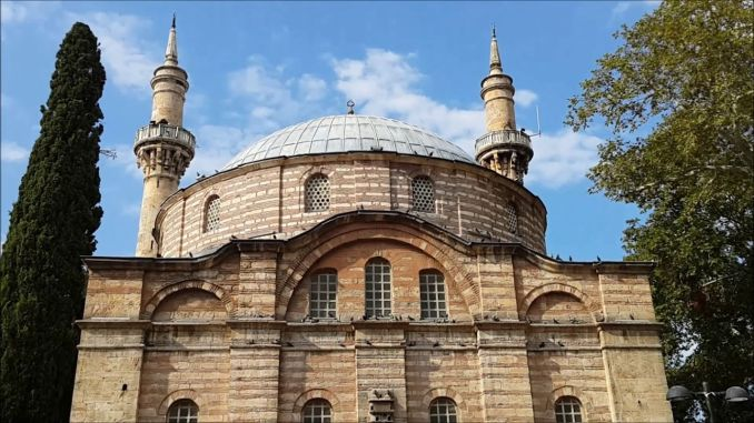 About Emir Sultan Mosque