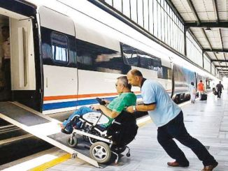 the right of free transportation of the disabled is prevented under the pretext of covid