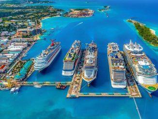 enka started construction works at construction bahamas
