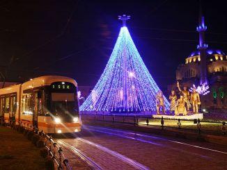 Transportasi di Eskisehir dan taman jalan raya gratis pada hari libur