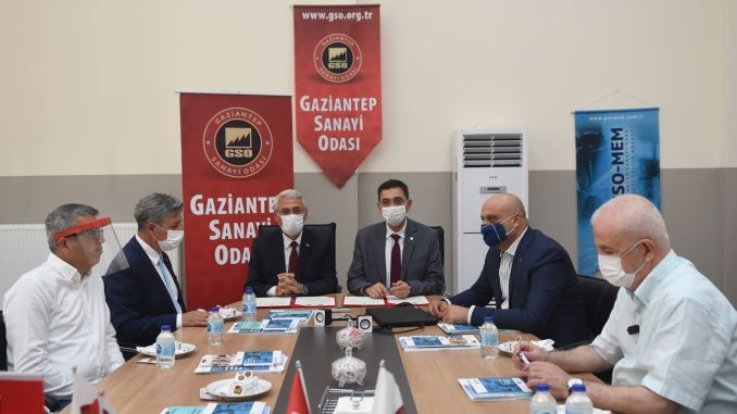 GAzİANTEP chamber of industry and field istanbul turkey on the strength of the merger brought