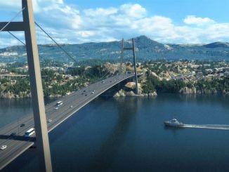 nevetni érdekli Norvégia legnagyobb autópálya-pályázata