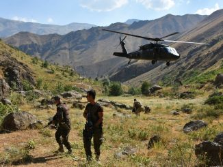 Yildirim cilo operation started in Hakkari