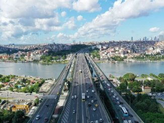 Halic bridge is taken care of metrobus gun will run from a single strip