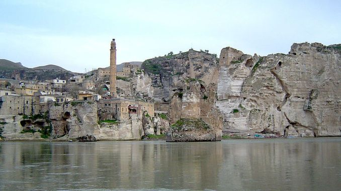 hasankeyf history and story