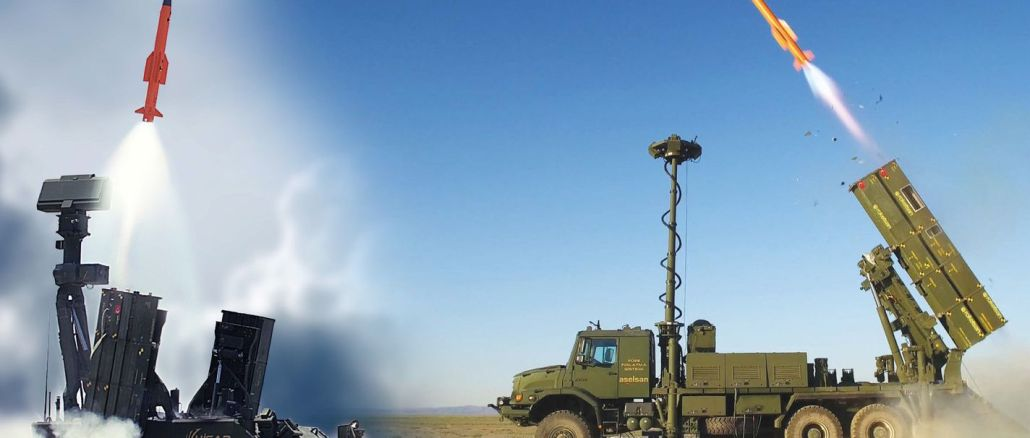 why hisar a air defense systems are converted to hisar oya