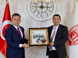 ibb chairman ekrem imamoglu visited iett general manager