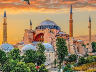 iett organizes ring expedition for hagia sophia