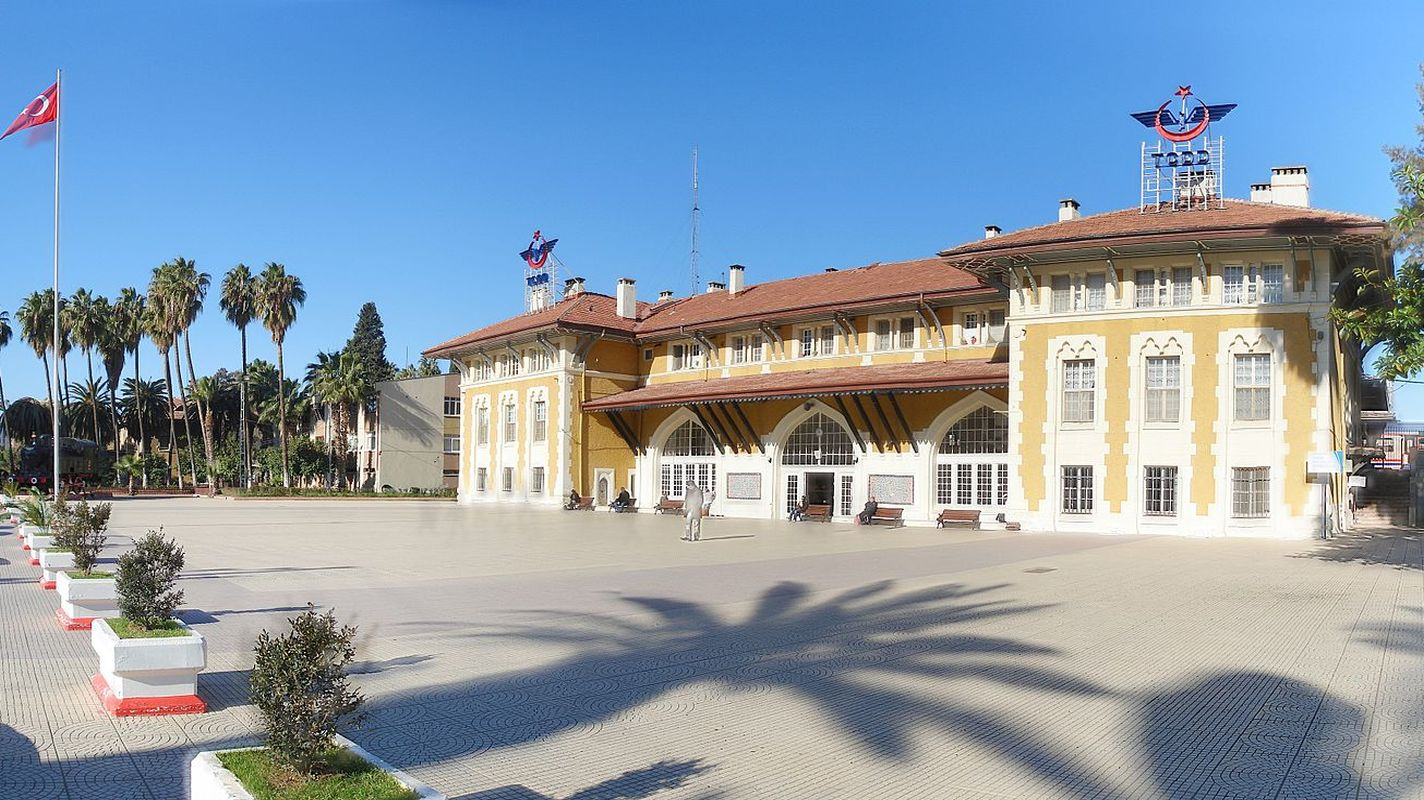 restoration of the tender announcement adana station building and arrangement of the environment