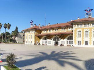 obnova vyhlášení výběrového řízení budování stanice adana a uspořádání životního prostředí