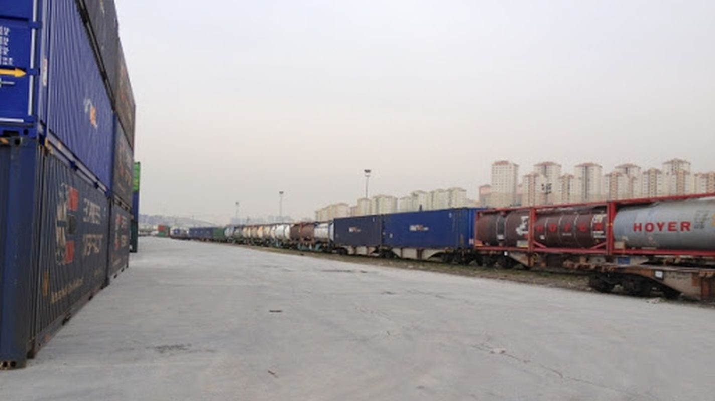 tender announcement Halkali logistics site renovation of degraded concrete areas