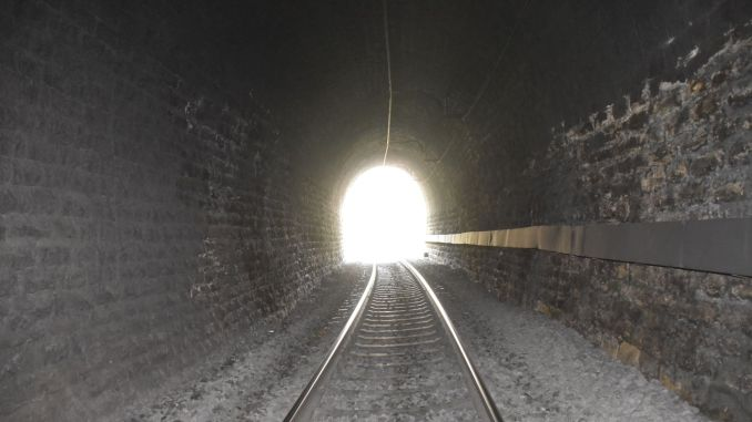 tender announcement tunnel works will be done