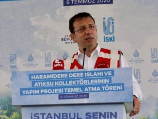 imamoglu channel istanbul is thousand times more betrayal to Istanbul