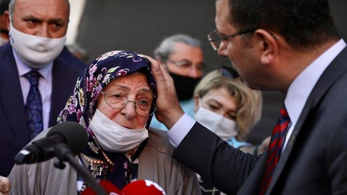 Imamoğlu, az Isztambul Kanal nem őrült, őrült emberek által készített projekt