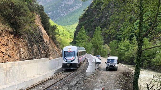 Splitting Slope Arrangement in Irmak Zonguldak Line