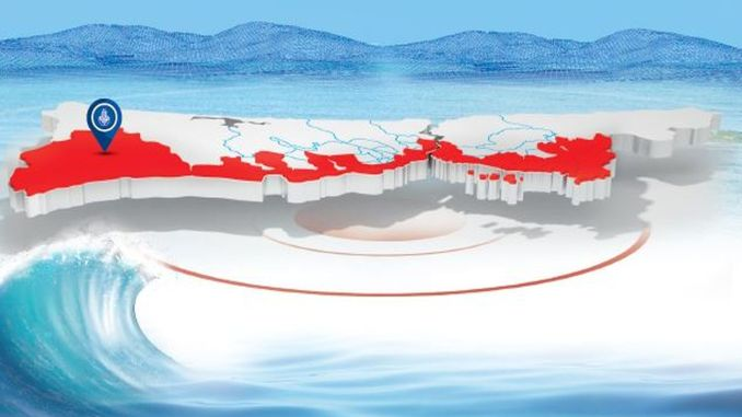 Το σχέδιο δράσης για το τσουνάμι της Κωνσταντινούπολης είναι έτοιμο