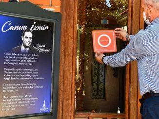 Izmirben nő a narancssárga körök száma