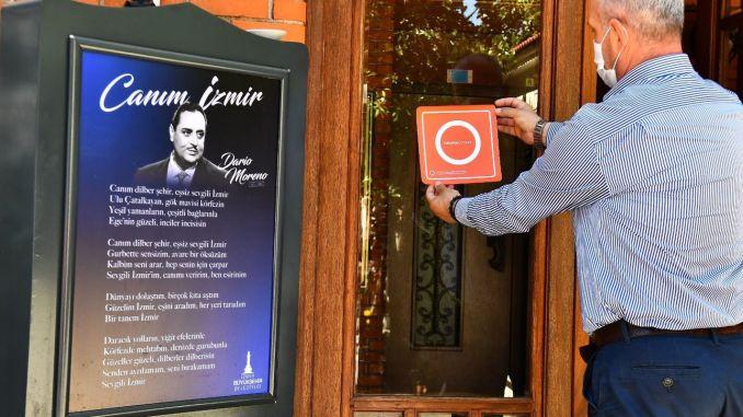 The number of orange circles is increasing in Izmir