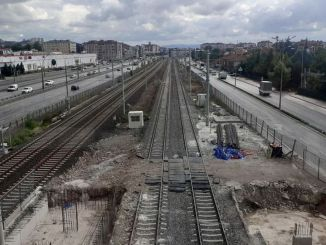 The platform and catenary work in Izmit houses did not start at all.