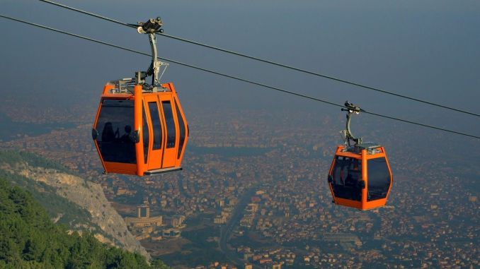 izmit cable car project on parliament agenda