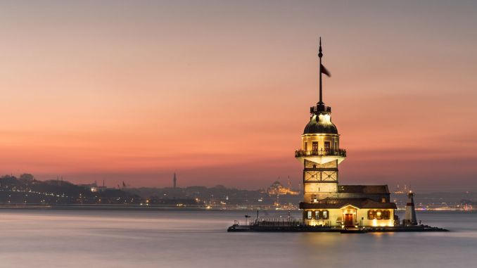 About the Maiden's Tower