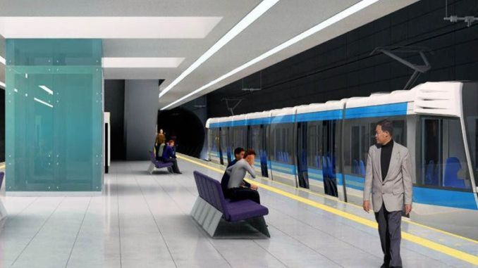 Kocaeli metro will be completed