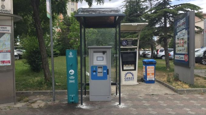 Kocaelikart filling station is in service at every point
