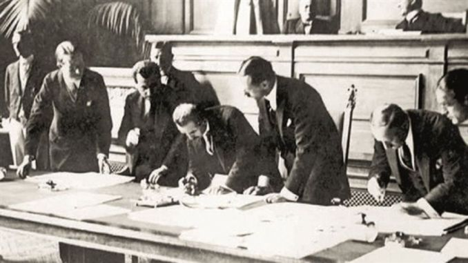 What is the Lausanne Peace Treaty? What are the Lausanne Treaty Articles and their Significance?