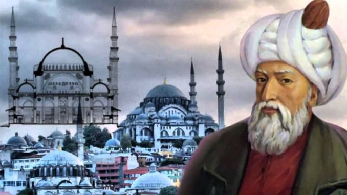 who is architect sinan