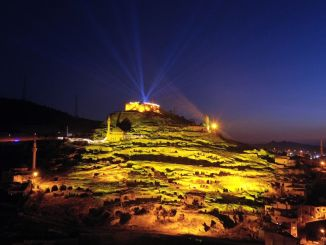 nevsehir castle and kayasehir opened tourism