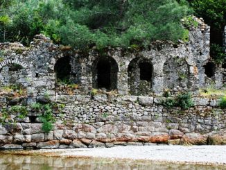az ősi olimpiai város története és története