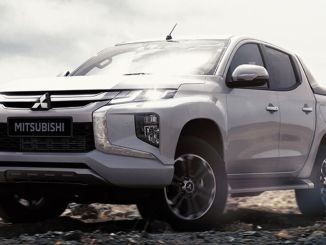open intermediate leader of pick up segment again mitsubishi l