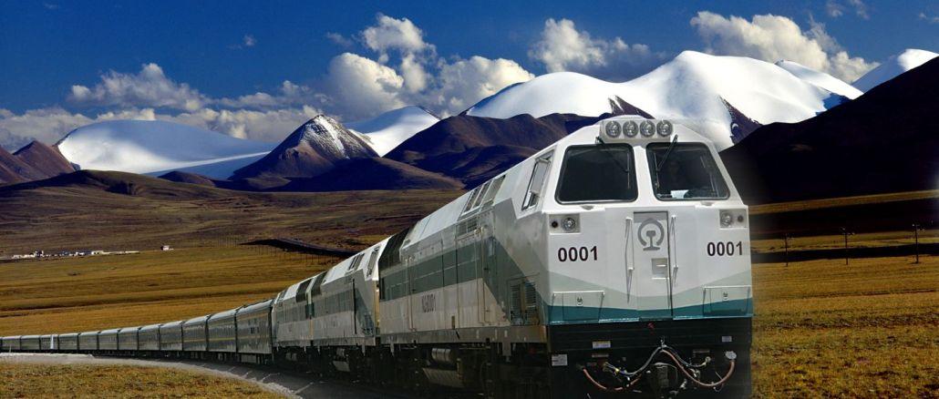 qinghai tibet tren seferlerinde elektronik bilet kullanilacak