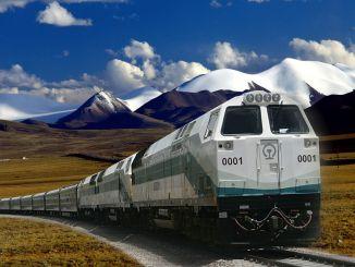 Τα ηλεκτρονικά εισιτήρια θα χρησιμοποιηθούν στις υπηρεσίες τρένων qinghai tibet