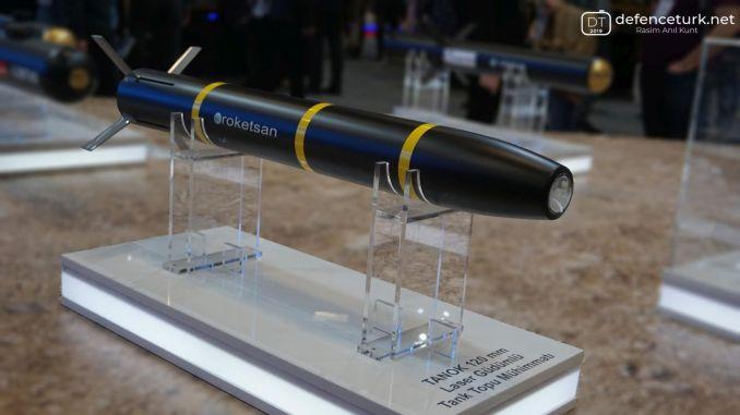 נמשכים בדיקות טילים עם לייזר טנוק בהדרכת הרקטה