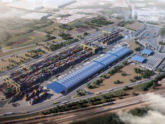 промышленные районы встретят море по железной дороге