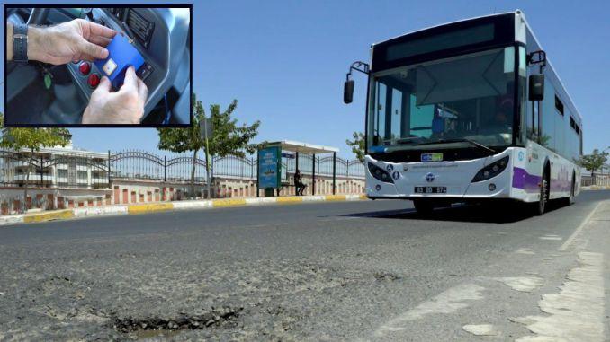 Straßen in Sanliurfa werden mit einem intelligenten Erkennungssystem erkannt